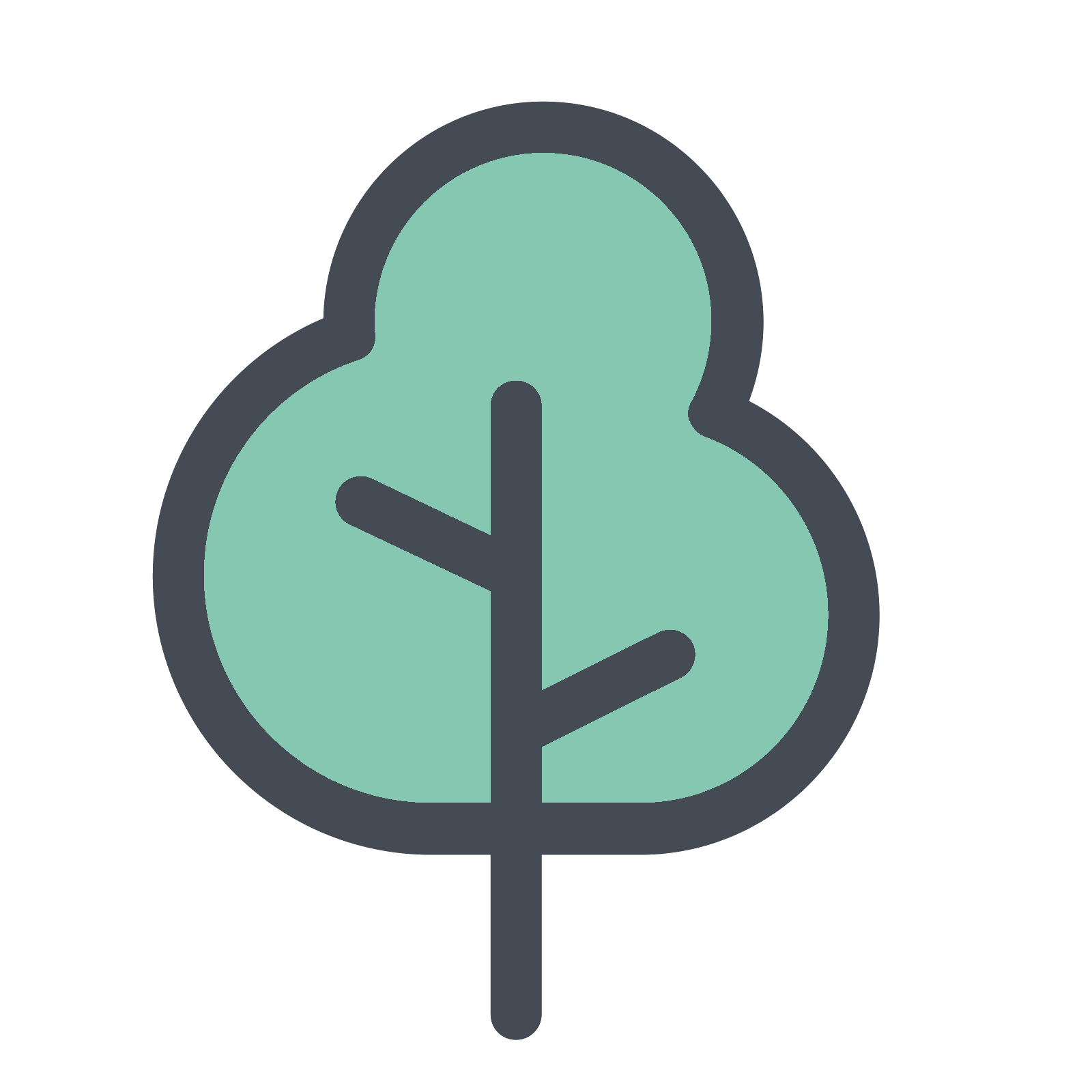 Free download and vector. Tree icon png