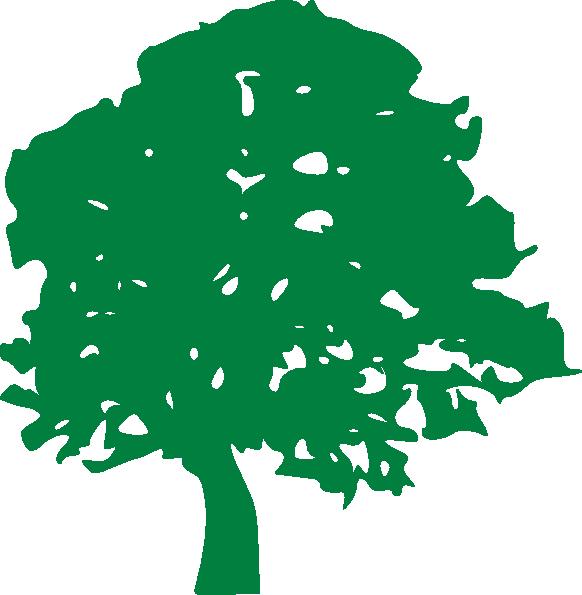 Tree vector png. Green clip art at