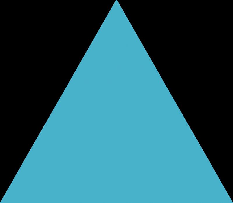 Triangle shape clip art. Triangular clipart