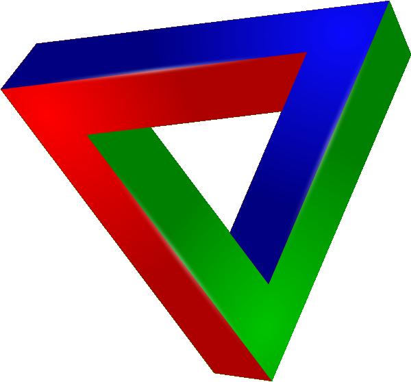 Triangular animated
