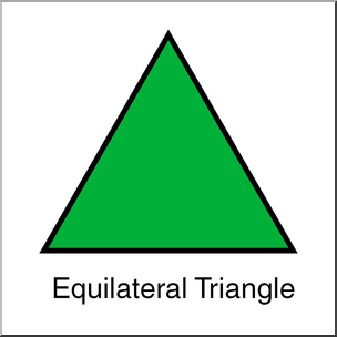 Clip art shapes triangle. Triangular clipart different shape