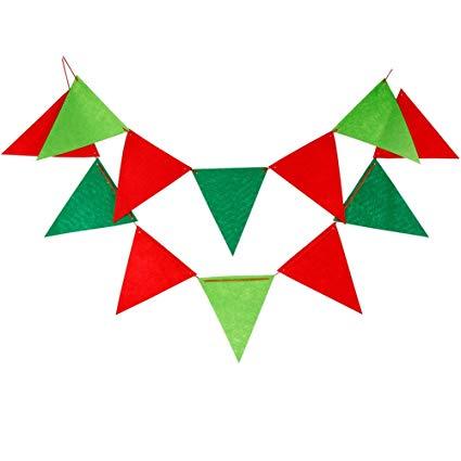 Triangular clipart festival banner. Amazon com actlati m