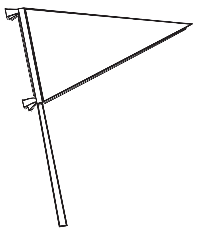 Triangular clipart pennant. Free triangle cliparts download