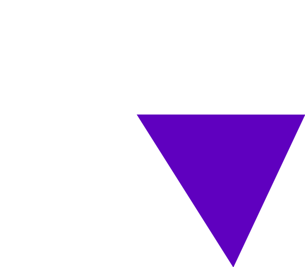 Triangular violet
