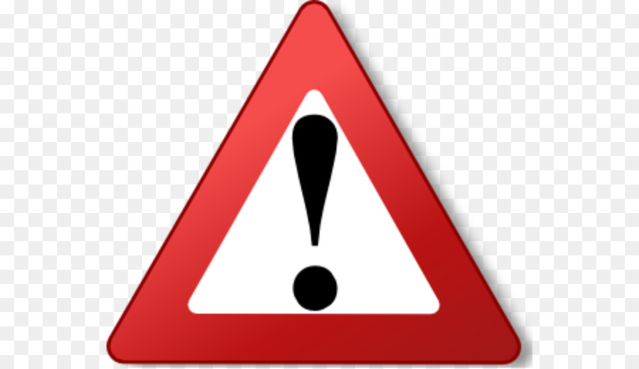 Triangular clipart warning. Sign triangle transparent clip