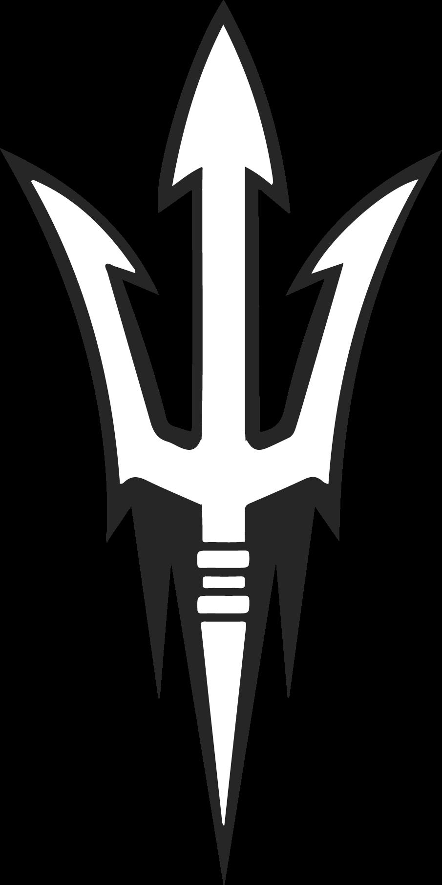 Logos . Trident clipart devil pitchfork