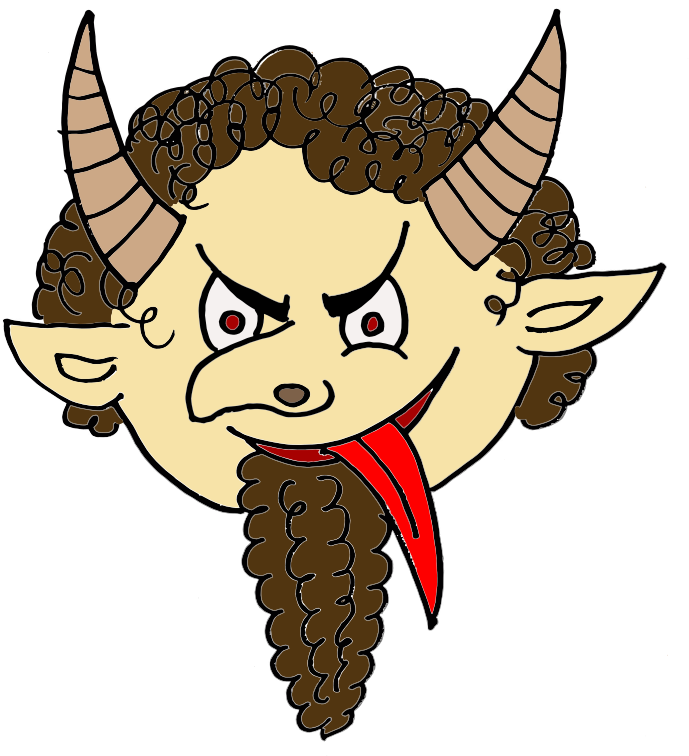 Trident clipart devil pitchfork. Free page of to