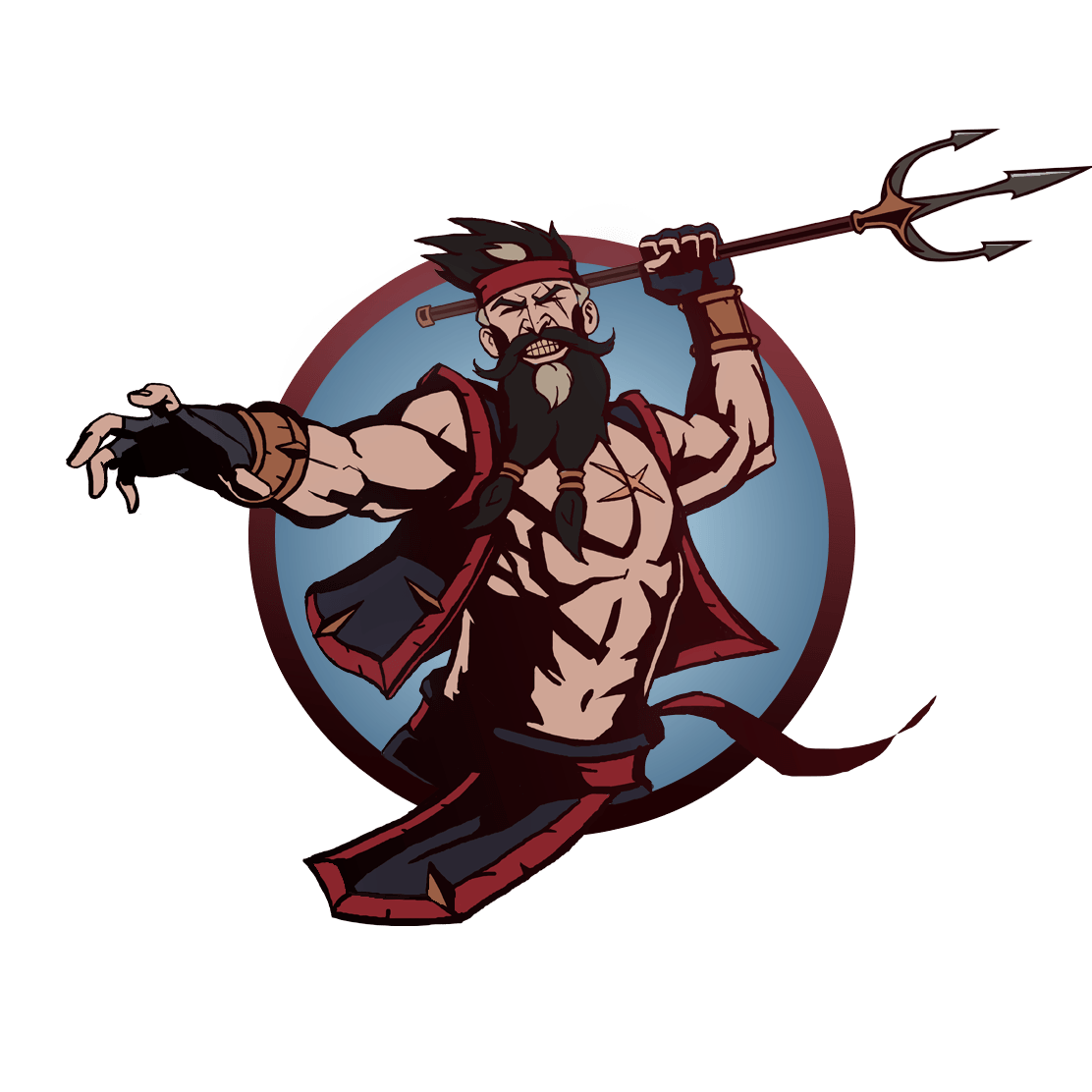 Whaler shadow fight wiki. Trident clipart weapon