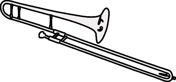 Trombone clipart. Panda free images tromboneclipart