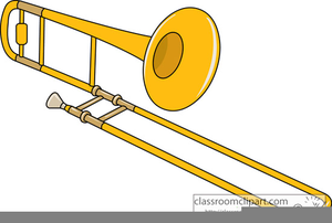Free images at clker. Trombone clipart