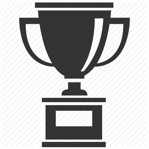 Trophy icon png. The competition by siwat