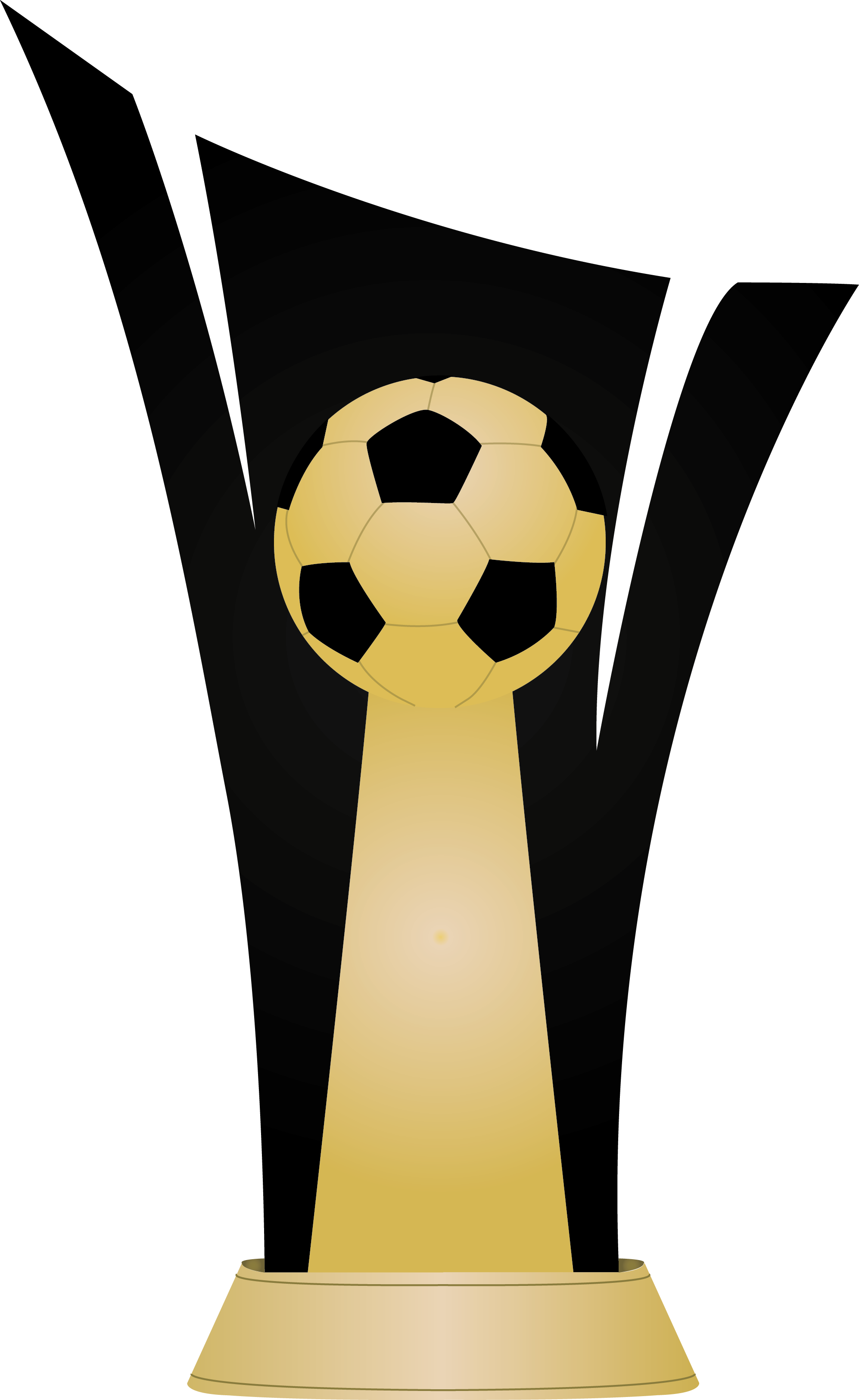 File concacaf champions league. Trophy icon png