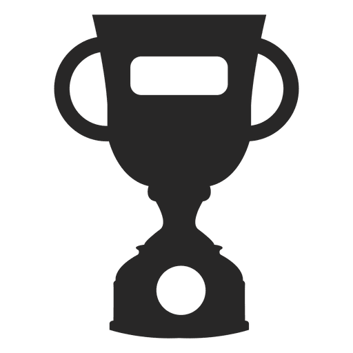 Trophy icon png. Transparent svg vector