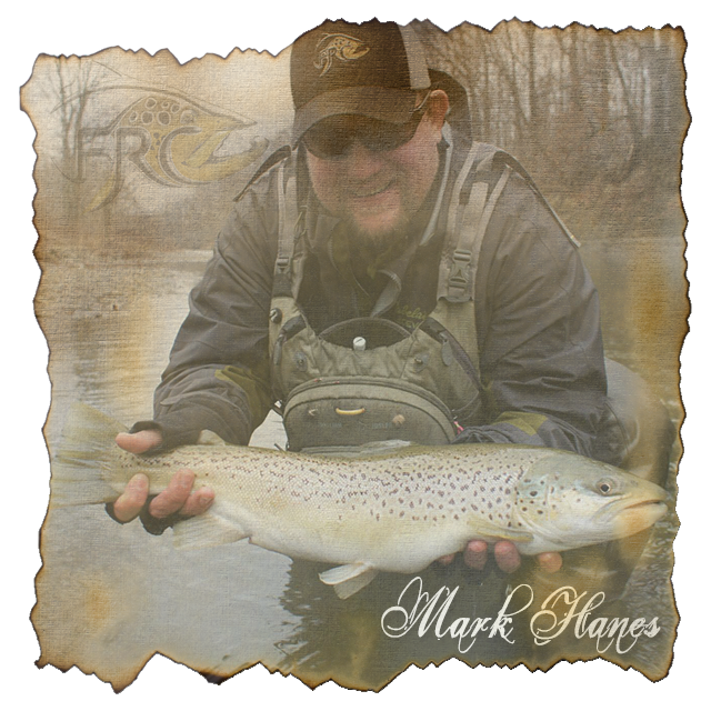 Frc pro staff fly. Trout clipart cutthroat trout