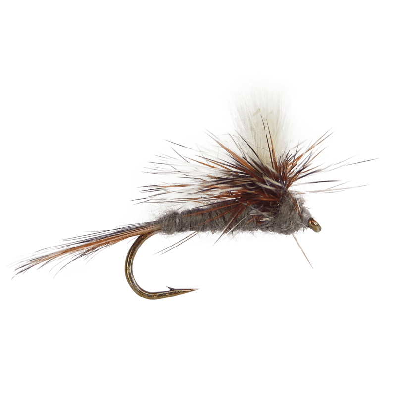 Dry emergers for the. Trout clipart fly fishing flies
