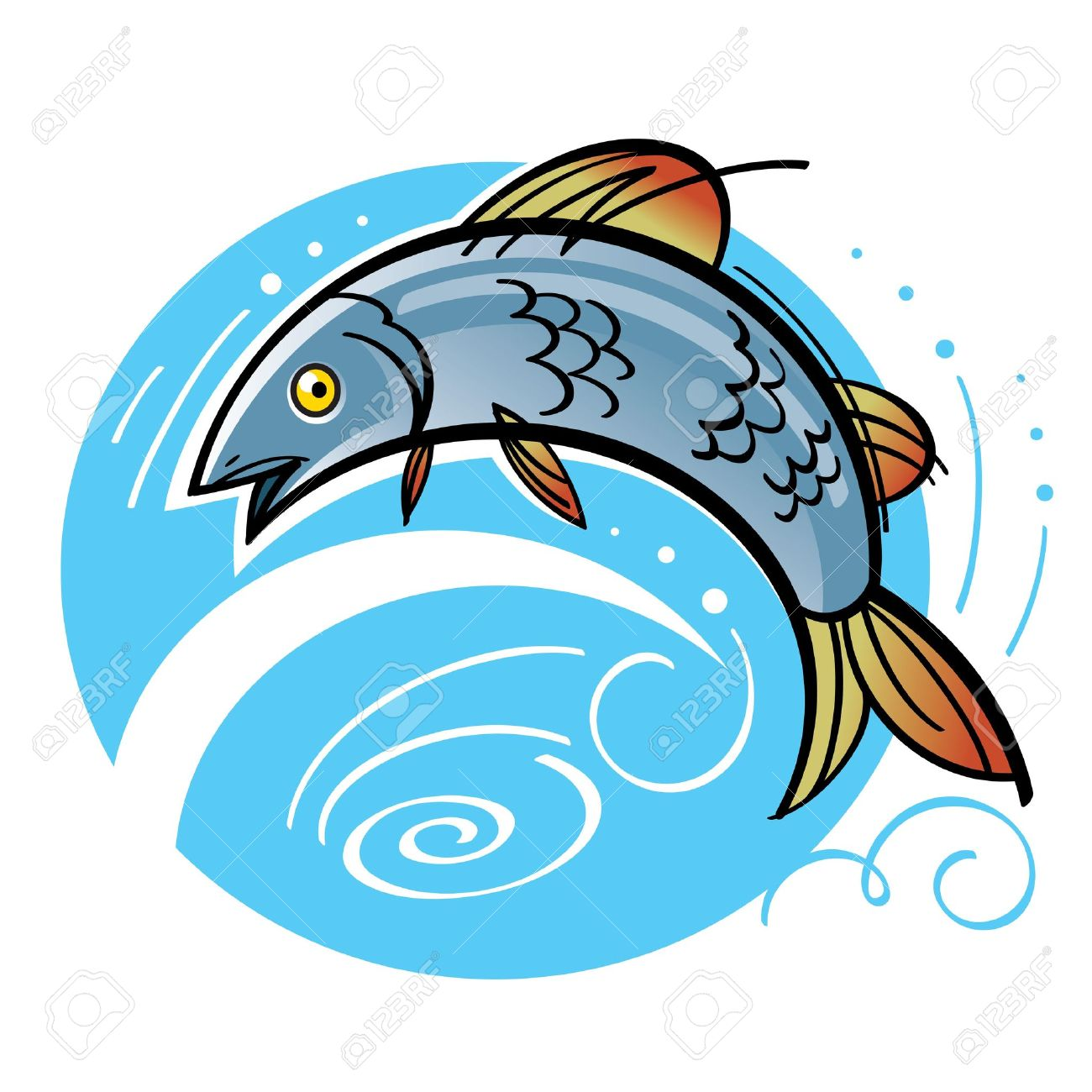 Trout clipart river fish. Collection of free download