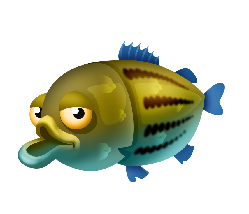 Yellow hay day wiki. Trout clipart spotted bass