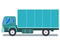 Free clip art pictures. Truck clipart