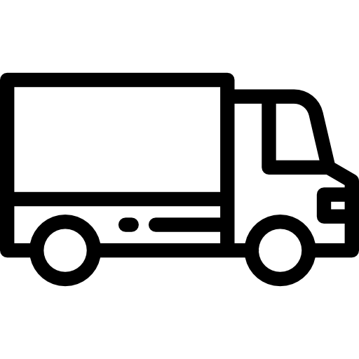 Truck icon png. Delivery free transport icons