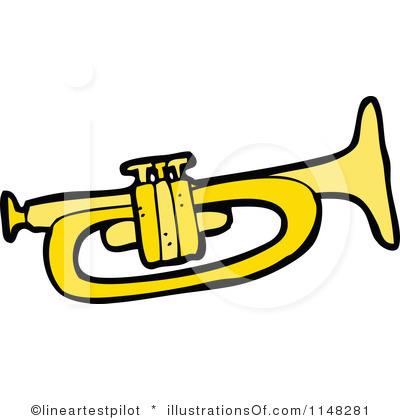 Clip art free panda. Trumpet clipart