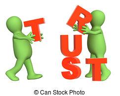 . Trust clipart building trust