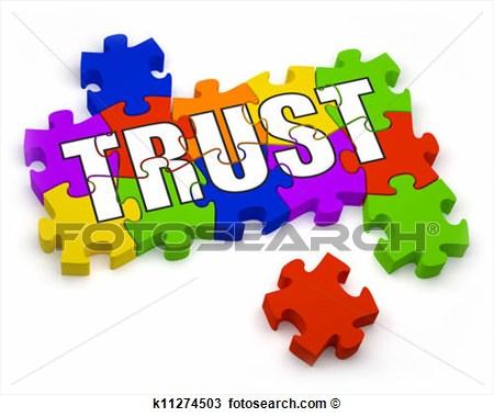 Stock photo panda free. Trust clipart building trust