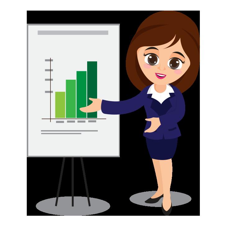 Trust clipart business coaching. Working girl s magic