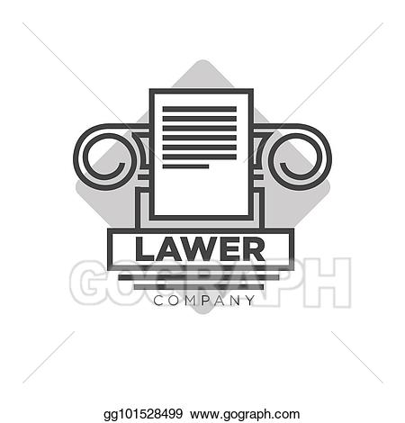 Trust clipart counsel. Vector stock lawyer company