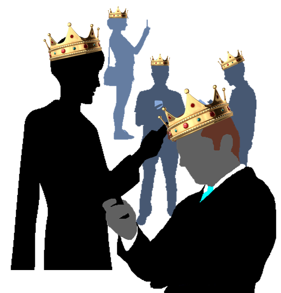 Trust clipart customer engagement. Is king on the
