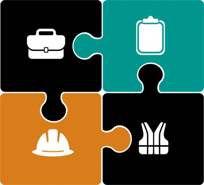 Safety roles and responsibilities. Trust clipart organizational commitment