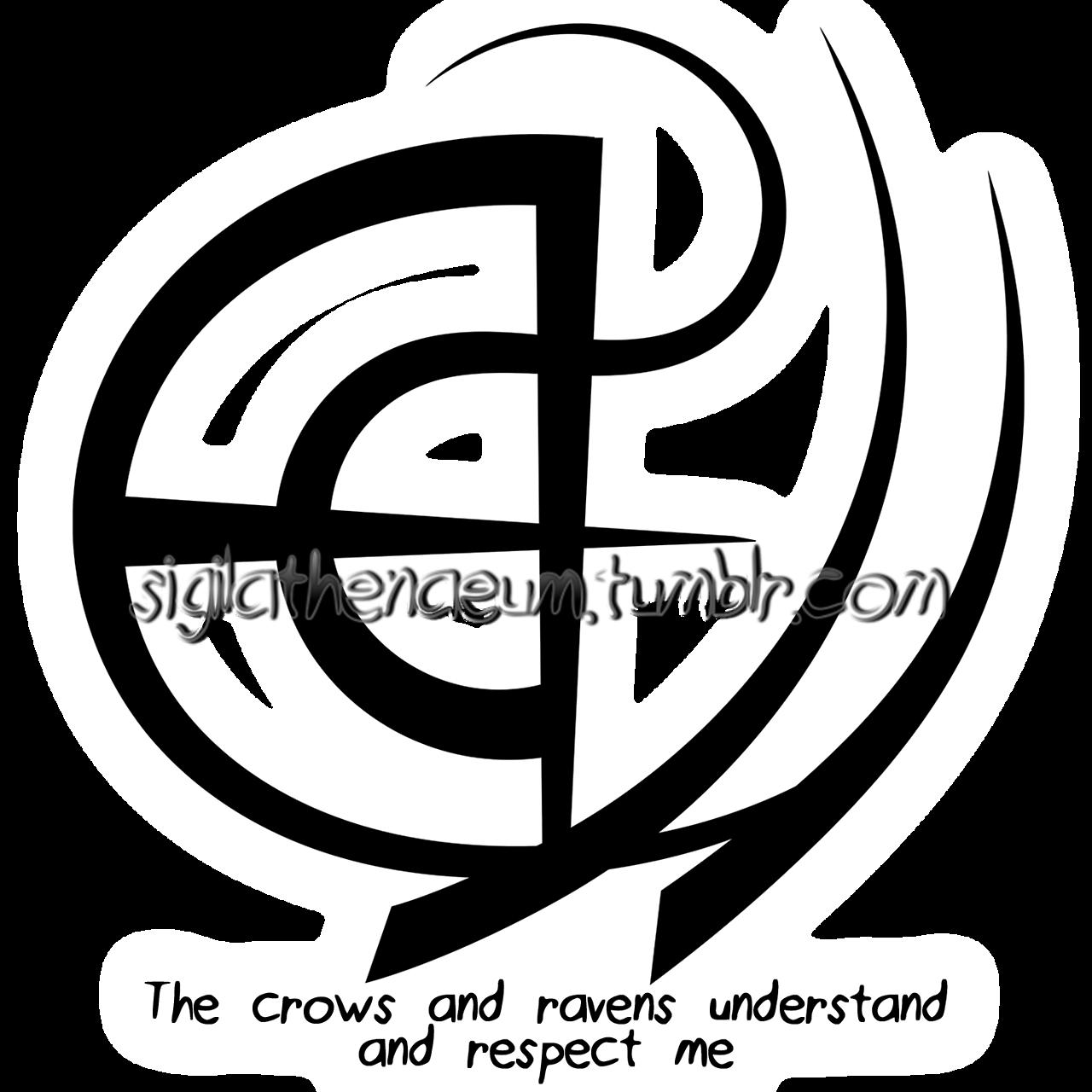 Sigil athenaeum photo art. Trust clipart respect symbol