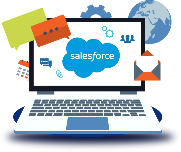 Trust clipart sale support. Hire best salesforce consulting