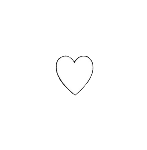 Tumblr hearts png. Image about girl in