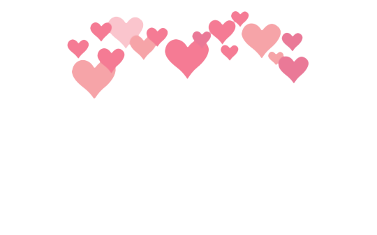 Tumblr hearts png. Overlays here you go