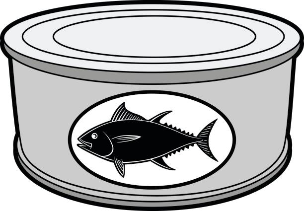 Tuna clipart aluminum. Collection of free download