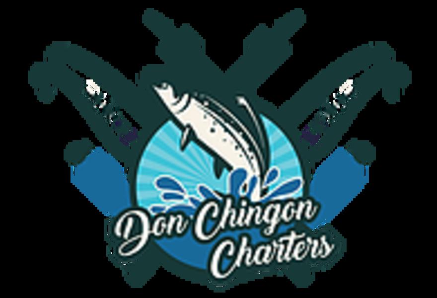 Don chingon charters fisher. Tuna clipart amberjack