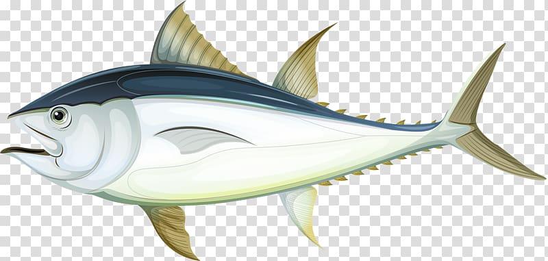Tuna clipart animated. Fish illustration cartoon white