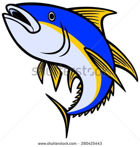 Tuna clipart animated. Cartoon fish stock photos