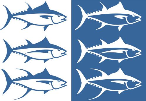 Tuna clipart bluefin tuna. Clip art along with