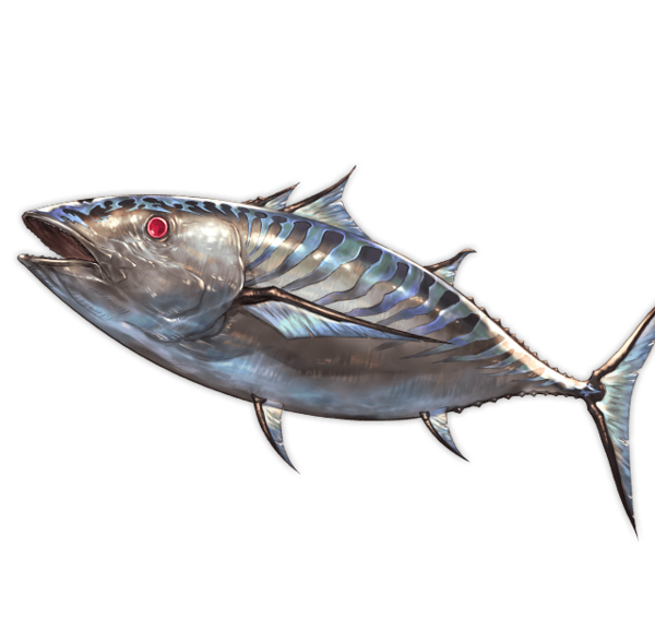 Vg video game generals. Tuna clipart bonito