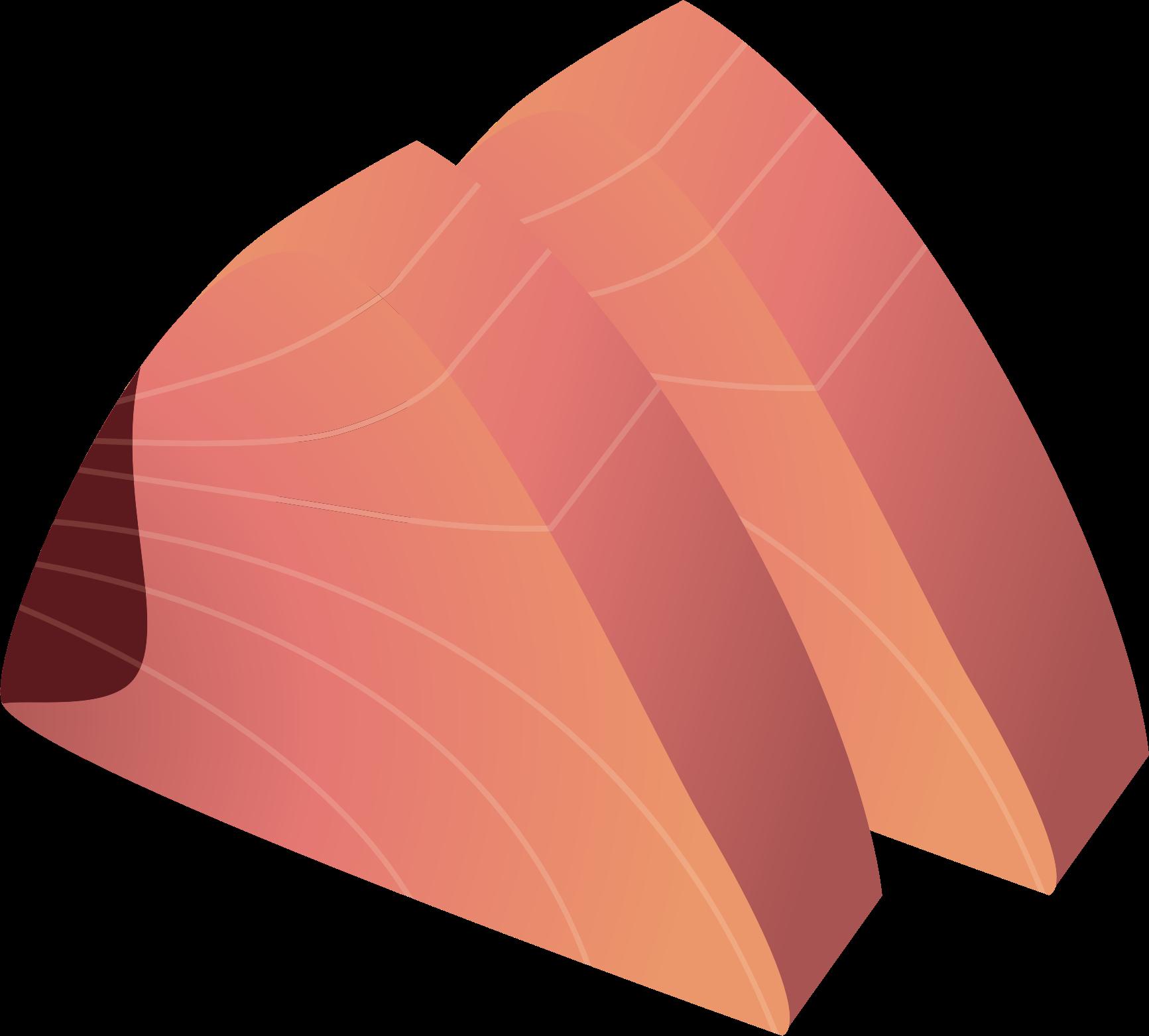 Tuna clipart bonito. Sashimi icons png free