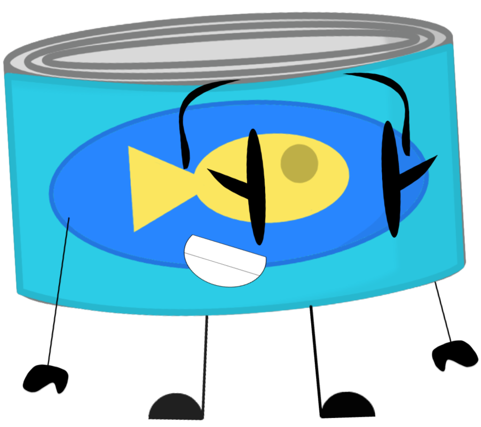 New OC: Tuna Can by TTNOfficial on DeviantArt