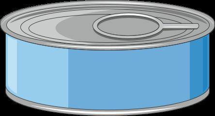 Tuna clipart canned tuna. File clip art png