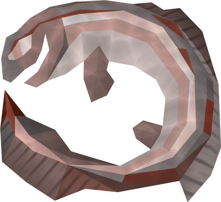 Tuna clipart edible fish. Cave moray runescape wiki
