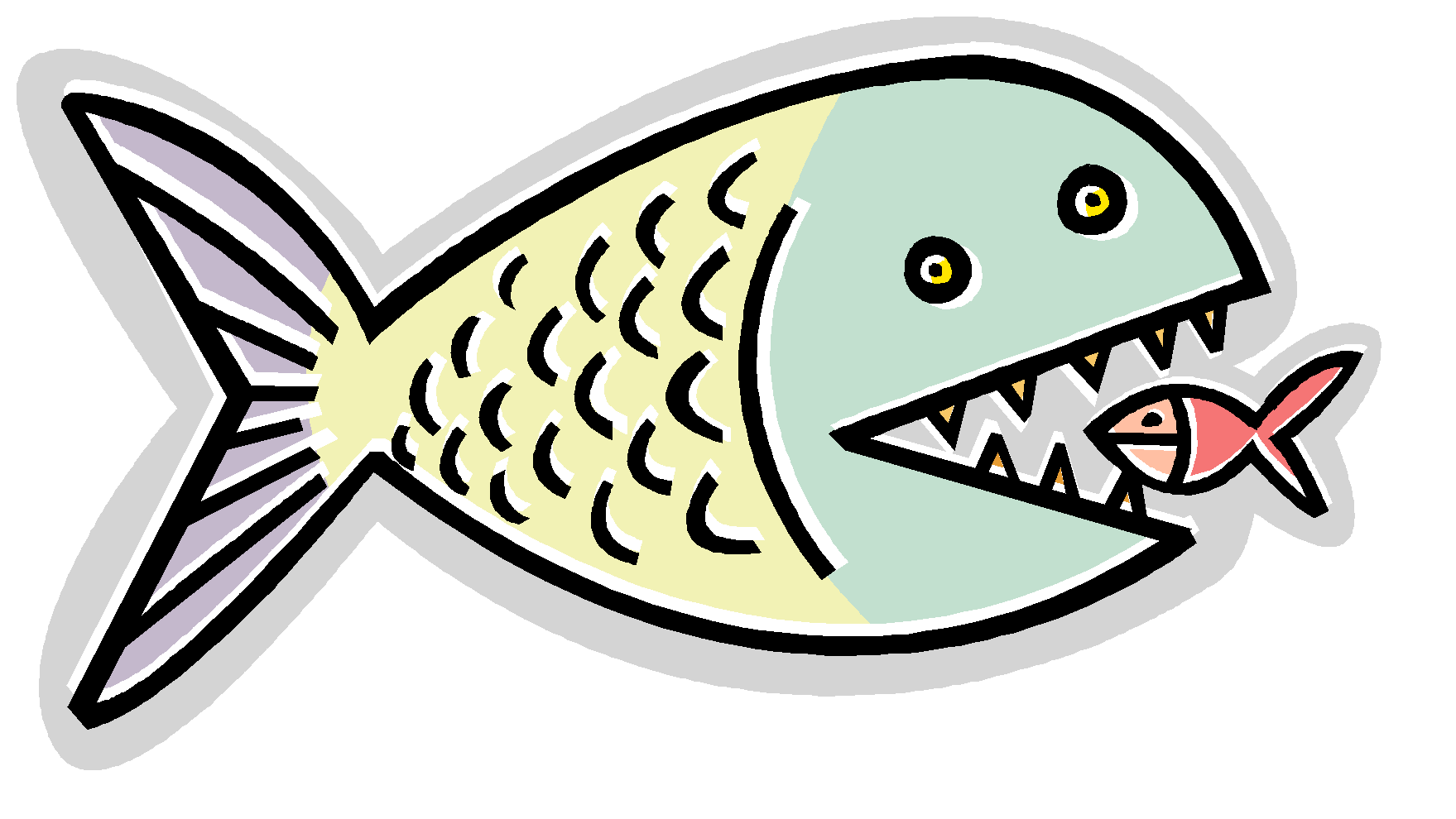 Collection of free hemadynamics. Tuna clipart fish gill