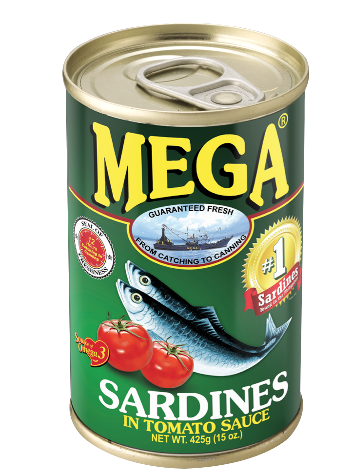 Mega sardines in tomato. Tuna clipart sardine fish