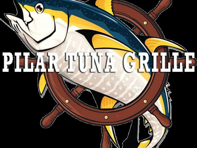 Timon de barco . Tuna clipart seafood restaurant