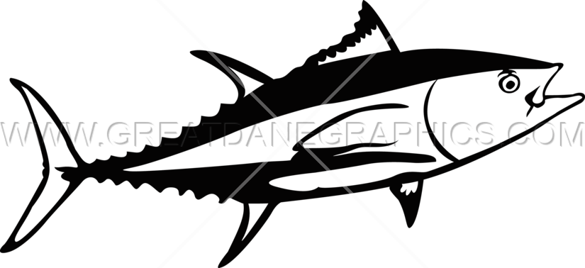 Tuna clipart svg. Funky production ready artwork
