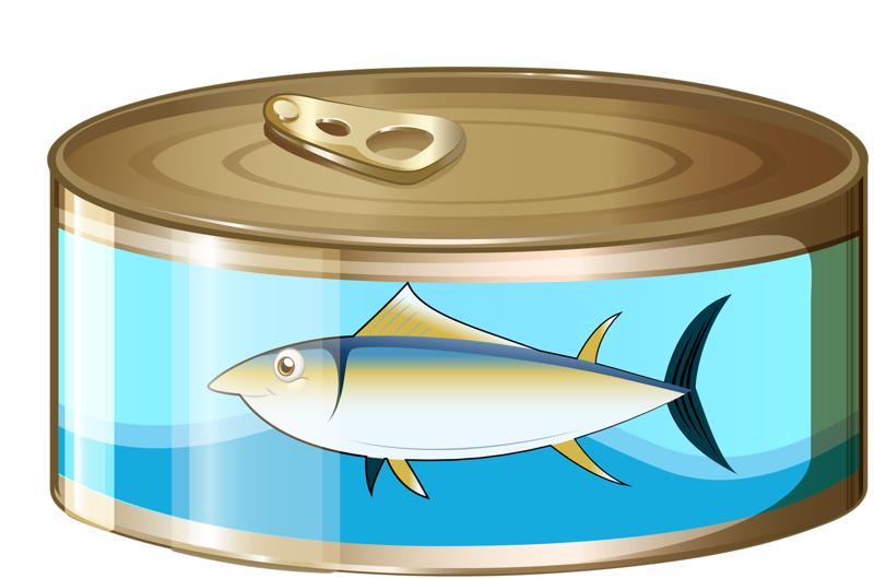 Tuna clipart tuna food. Can stock photo clip