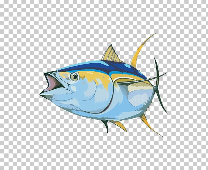 Tuna clipart yellowfin tuna. Swordfish atlantic bluefin decal